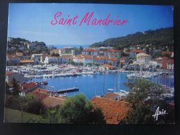 France - Var (83) - SAINT MANDRIER - Port Et Ville --- 1999 - Saint-Mandrier-sur-Mer