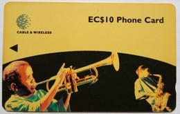 237CSLA St. Lucia Jazz Festival - Sainte Lucie