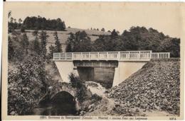 D23 - MURAT - ANCIEN PONT SUR LEYRENNE - ENVIRONS DE BOURGANEUF - Other Municipalities