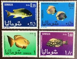 Somalia 1967 Fish MNH - Fische