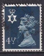 United Kingdom 1974 - Queen Elizabeth II - New Value  - Regional Ireland - 1952-.... (Elizabeth II)