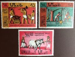 Somalia 1969 ILO Animals MNH - Somalie (1960-...)
