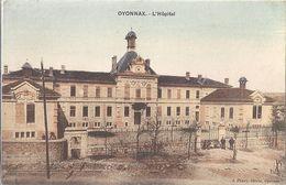 CPA Oyonnax L'Hôpital - Oyonnax
