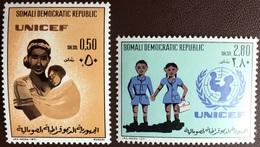 Somalia 1972 UNICEF Anniversary MNH - Somalie (1960-...)