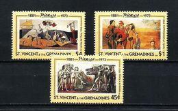 San Vicente Nº 1789/91 Nuevo - St.Vincent (1979-...)
