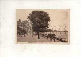 Châteauneuf-sur-Loire (45) : Le Café Sur La Quais De La Loire En 1930 (animé) PF. - Otros Municipios