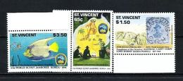 San Vicente Nº 1334/6 Nuevo - St.Vincent (1979-...)