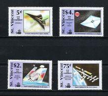 San Vicente Nº 1244/7 Nuevo - St.Vincent (1979-...)