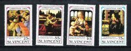 San Vicente Nº 1166AG/AK Nuevo - St.Vincent (1979-...)