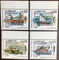 Somalia 1979 Fishing Fish MNH - Somalie (1960-...)
