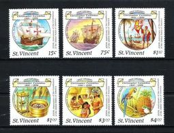 San Vicente Nº 1036/41 Nuevo - St.Vincent (1979-...)