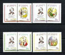 San Vicente Nº 1028/35 Nuevo - St.Vincent (1979-...)