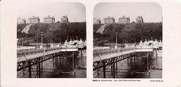 Stereo Folkestone, Victoria Pier, Lear, Rotary Photo - Visionneuses Stéréoscopiques