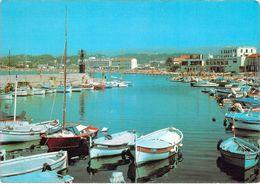 83 - La Seyne Sur Mer - Le Petit Port De Saint Elme - La Seyne-sur-Mer
