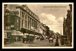 ROYAUME-UNI - ANGLETERRE - NORTHUMBERLAND STREET, NEWCASTLE - Newcastle-upon-Tyne