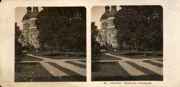Stereo Sweden, Gripsholm, Schlosspark, No.82, Steglitz - Visionneuses Stéréoscopiques