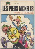 LES PIEDS NICKELÉS - Courent La Panasiatique - N° 33 - 1975 - René Pellos - Pieds Nickelés, Les
