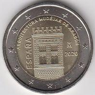 MONEDA 2€ ESPAÑA 2020 MUDEJAR - España