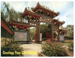 (B 5) Singapore Temple - Budismo