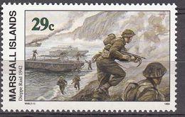 Marshall Islands 1992 WO II Battle Of Savo Island 1942  Michel 435  MNH 28045 - Marshall