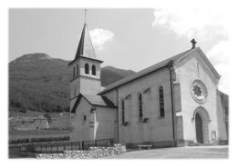 JONGIEUX - L'église Saint-Maurice - France