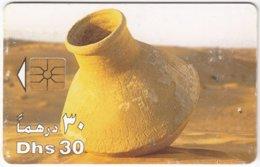 U.A.E. B-259 Chip Etisalat - Used - Emirats Arabes Unis