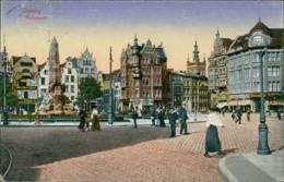 AK Danzig / Gdansk Holzmarkt (40141) - Danzig
