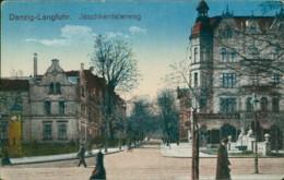 AK Danzig / Gdansk Langfuhr Jäschkentalerweg (40148) - Danzig
