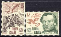 Spain 1979 Europa CEPT Set Of 2, MNH (A) - 1979