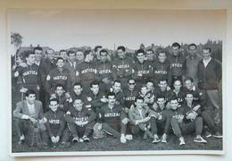 Athletic Team Partizan, Yugoslavia, Celje, Vintage Photo Postcard / SPORT1-27 - Atletismo