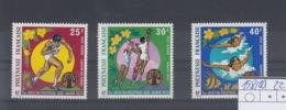 Französisch Polynesien Michel Cat.No. Mnh/** 198/200 - Neufs