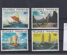Französisch Polynesien Michel Cat.No. Mnh/** 224/227 - Neufs