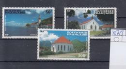 Französisch Polynesien Michel Cat.No. Mnh/** 467/469 - Polynésie Française