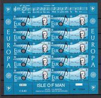 Europa-CEPT - GB - Isle Of Man - 1985 - Michel Nr. 280/281 -  Klb. - Postfrisch - 20 Euro - Europa-CEPT