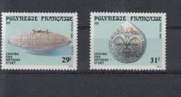 Französisch Polynesien Michel Cat.No. Mnh/** 523/524 - Polynésie Française