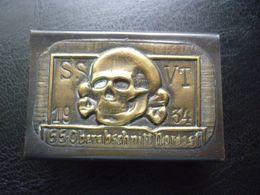 WW2 GERMAN Matchbox Holder - 1939-45