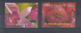 Französisch Polynesien Michel Cat.No. Mnh/** 900/901 - Polinesia Francese