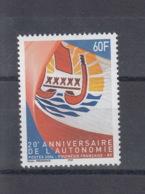 Französisch Polynesien Michel Cat.No. Mnh/** 923 - Polinesia Francese