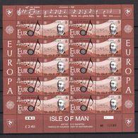 Europa-CEPT - GB - Isle Of Man - 1985 - Michel Nr. 278/279 -  Klb. - Postfrisch - Europa-CEPT