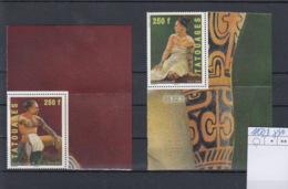Französisch Polynesien Michel Cat.No. Mnh/**  1102/1103 - Neufs