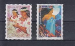 Französisch Polynesien Michel Cat.No. Mnh/**  1140/1141 - Neufs