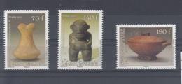 Französisch Polynesien Michel Cat.No. Mnh/**  1153/1155 - Neufs