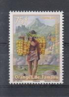 Französisch Polynesien Michel Cat.No. Mnh/**  Issued 2012 75F Oranges - Neufs
