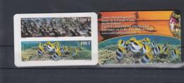 Französisch Polynesien Michel Cat.No. Mnh/** Booklet 1142/1147 - Carnets