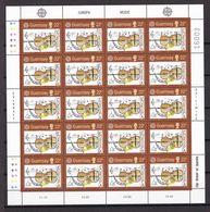 Europa-CEPT - GB - Guernsey - 1985 - Michel Nr.323 -  Klb. - Postfrisch - 20 Euro - Europa-CEPT