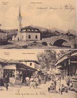 1749/ 2x Prilep, Türkische Moschee, Metody - Kusewitschstr.. Schoenpoetser - Macédoine