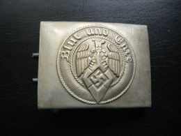 German Buckle Belt - 1939-45