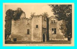 A849 / 117 24 - PERIGUEUX Ruines Du Chateau Barriere - Périgueux