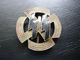 German XX Badge - 1939-45
