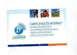 Carte D'acces Internet - Autres Collections
